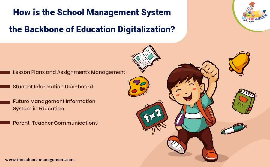 The school Management