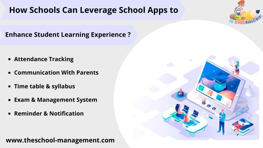 How-Schools-Can-Leverage-School-Apps-to-Enhance-Student-Learning-Experience
