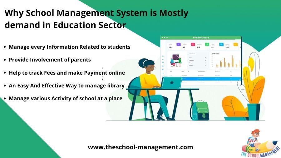Why School Management System is Mostly demand in Education Sector