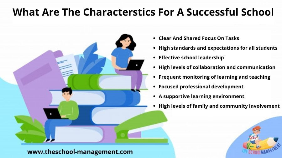What-Are-The-Characterstics-For-A-Successful-School.
