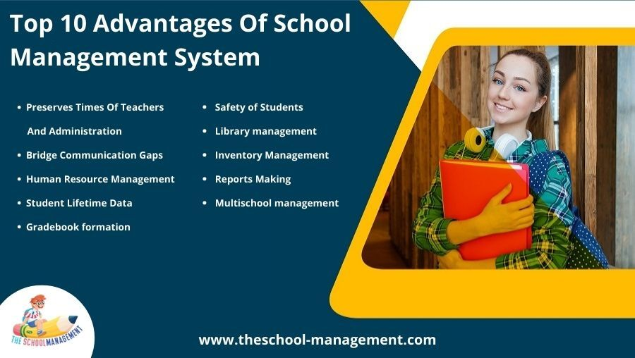 Top 10 Advantages Of School Management System